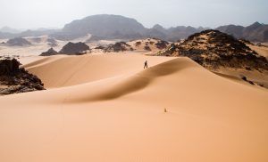 Líbia utazás bevállalós turistáknak