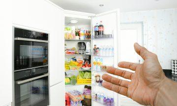 Az esztétika fontossága a lakásban: a beépíthető hűtő előnyeiről